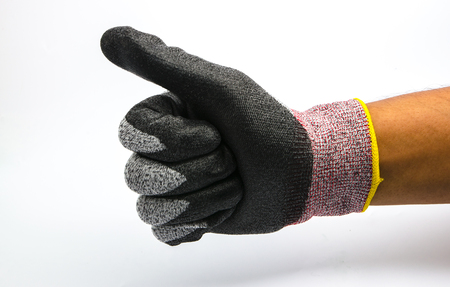 glove. Isolated on a white background