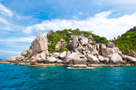 southern of thailand: Island in southern Thailand, Koh Tao, Chumphon