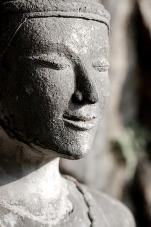 hermit: Hermit statue contortionist