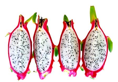 phosphorus: Dragon fruit Hylocercus undatus Haw Britt.  Rose.