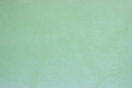 Soft green concrete wall surface and cement background textures for interior or exterior decoration. Standard-Bild