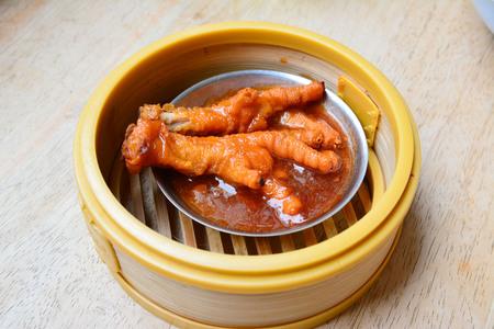 Dim Sum chinese food Stock Photo