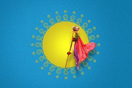 Gudi Padwa Marathi Neujahr, Indisches Festival