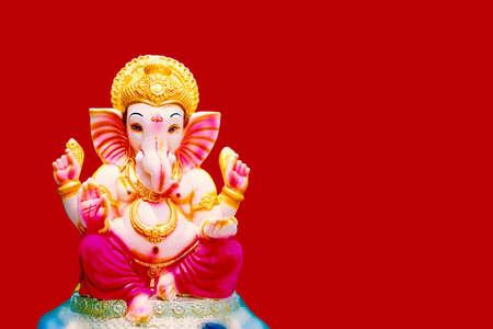 Indian Ganesha Festival , Lord Ganesha Stock fotó