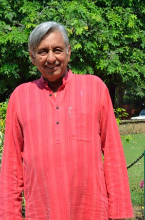 mani: Mani Shankar Aiyar, Indian Politician Editorial