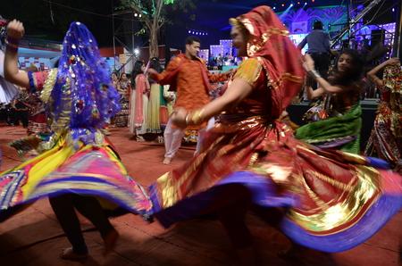 Garba, Navratri Celebrations, Mumbai