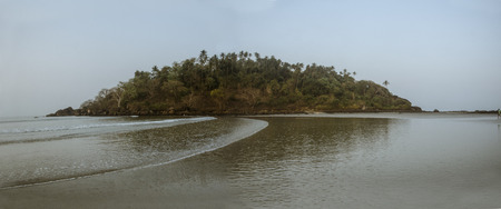 konkan: Palolem Beach, Goa, India