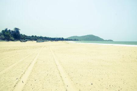 konkan: Agonda Beach, Goa