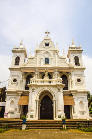 konkan: St. Anthonys Church, Goa
