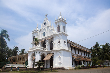 konkan: St. Anthonys Church, Goa