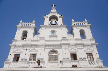 konkan: Basilica of Bom Jesus, Panjim City, Panjim, Goa, India