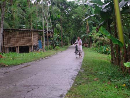 assam: Samagudi Satara, Majuli Island, Assam Editorial