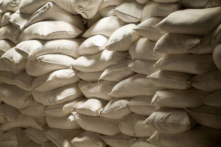 sackful: Food sacks