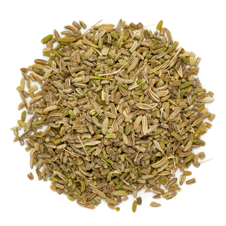 Air dried organic Fennel.