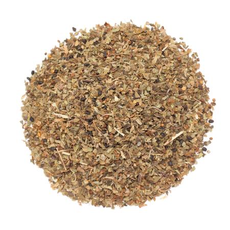 Organic Basil or Tulsi Green tea.