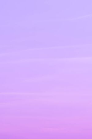 Purple pastel sky tone with copy space