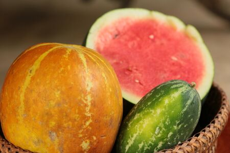 snuff: Fruit: Thailand each season offers a variety of fruits and delicious.