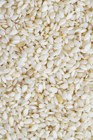 sesame seed: Sesame seed texture background Stock Photo