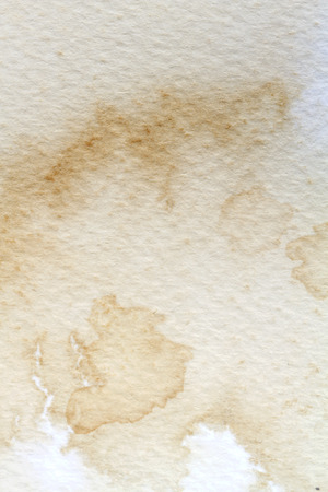 coffee and tea: Old,vintage dirty paper with stained texture Stock Photo