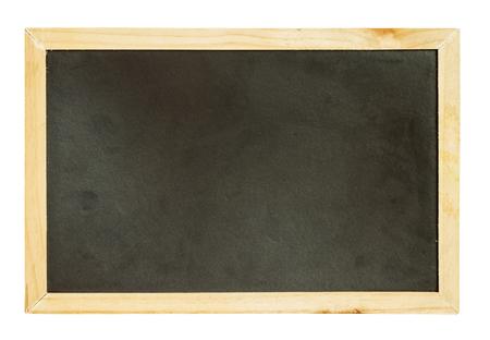 antique sleigh: School blackboard