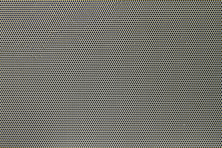 metal grid or grille background Stock Photo