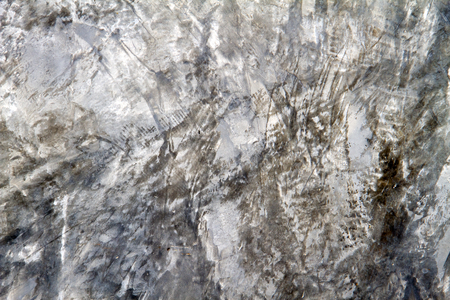 scraggly: old grungy texture, grey concrete wall