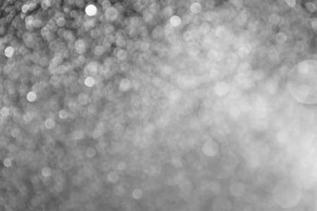 snow texture: Abstract black white snow texture on black background for overlay