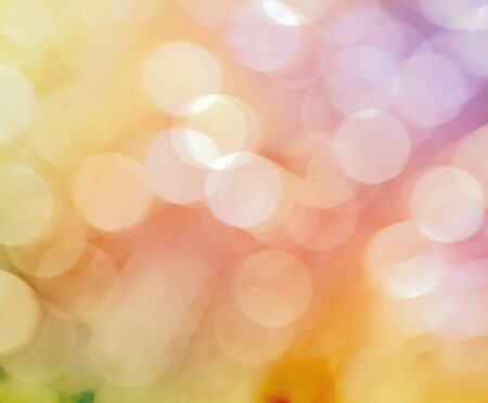 full color: abstract beautiful defocused light background
