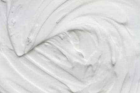 White foam background texture. Stock Photo
