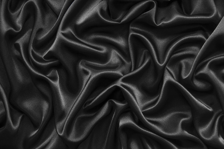 abstract background luxury cloth or liquid wave or wavy folds of grunge silk texture satin velvet material or luxurious Christmas background or elegant wallpaper design, background Stock Photo