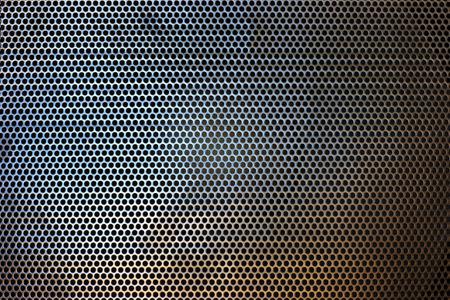Background, speaker, old tone, vintage. Archivio Fotografico - 119057813