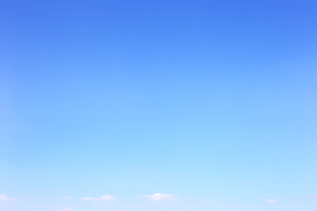 Beautiful blue sky and white clouds like painters paintings. Archivio Fotografico - 119057814