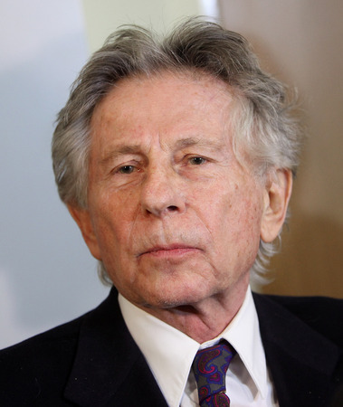 sentencing: KRAKOW, POLAND - FEBRUARY 25, 2015 : Polish film director Roman Polanski in court in Cracow after hearing on a request for his extradition to the USA..The court is to decide whether to extradite the  Oscar-winning director to the USA for sentencing on cha