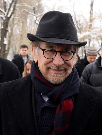 screenwriter: AUSCHWITZ, POLAND - JANUARY 27, 2015: 70th anniversary of the liberation of  German concentraction and extermination camp Auschwitz
