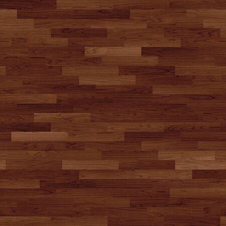 Dark Wood Background Brown Mahogany Parquet Seamless Top VIew Texture