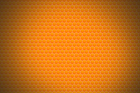 honeycomb pattern for background texture