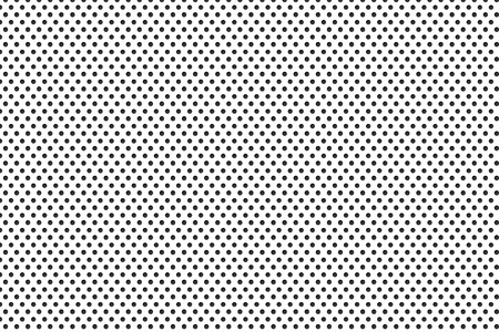 metal plate with many black dots Stock Photo - 110598978