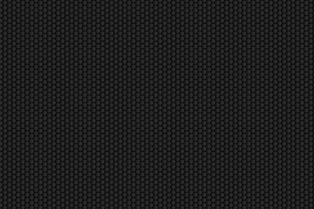black honeycomb pattern for background texture