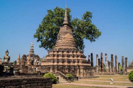 sukhothai: Sukhothai historical park.