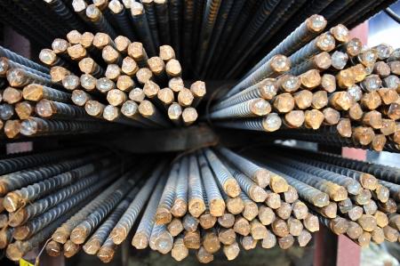 rebar: steel rebar