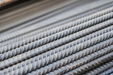 strenghten: steel re-bar