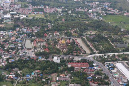 chai: Yai Chai Mongkol Temple, Ayutthaya Thailand