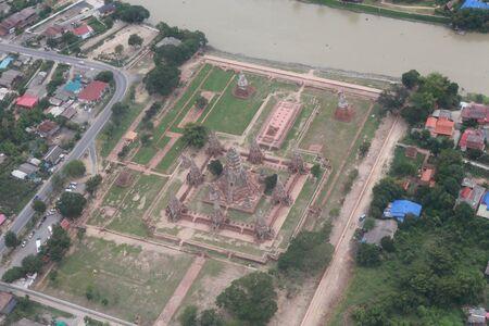 chai: Chai Watthanaram, Ayutthaya Thailand