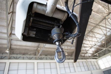 hoist: helicopter rescue hoist