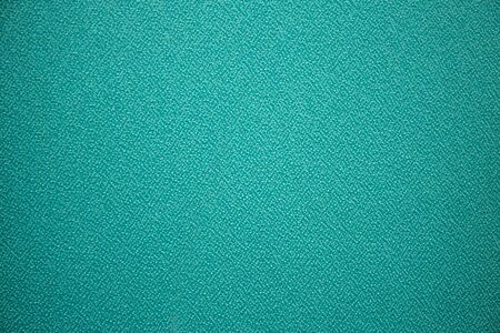 green textile texture and background with copy space Imagens