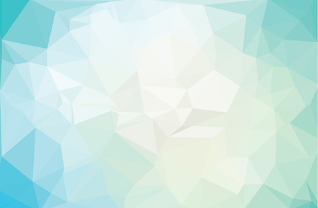 graphic presentation: Abstract geometrical triangles background