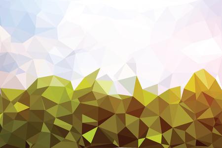 backdrop: Geometric background, colorful mosaic backdrop stylish Illustration