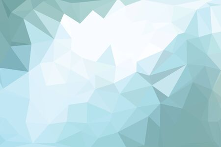 Abstract  triangle background for design Illustration