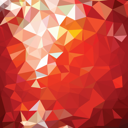 red and blue: Abstract background Illustration