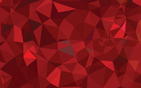 vector abstract polygonal background. Modern